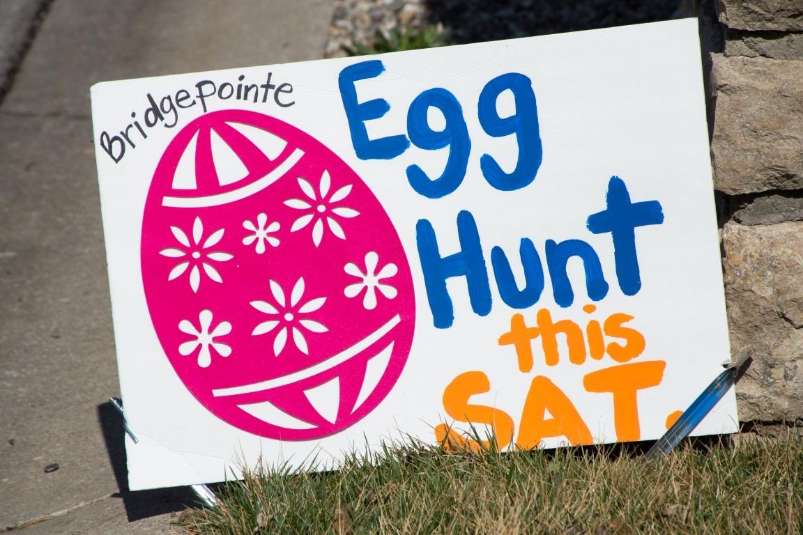 2016 Easter Egg Hunt